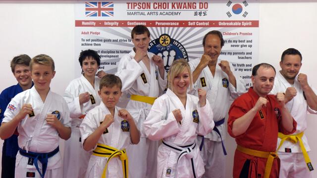 Adults Class at Tipson CKD